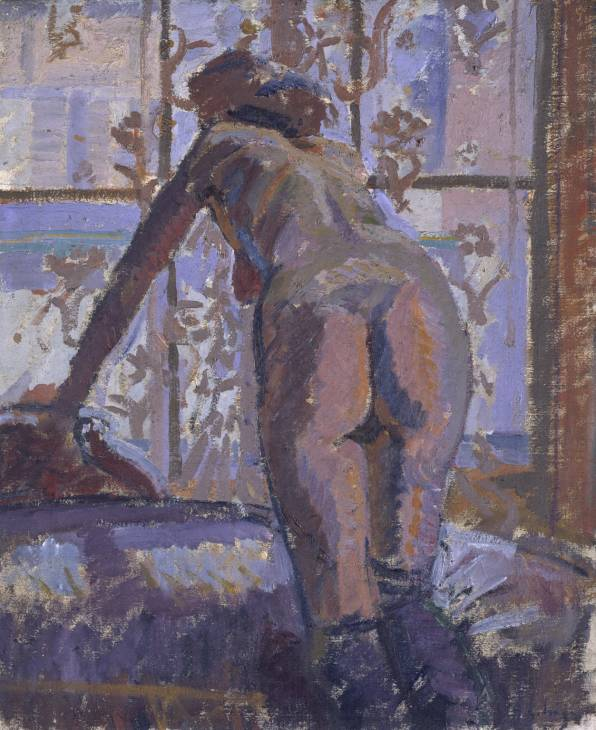 Nude at a Window c.1912 by Harold Gilman 1876-1919