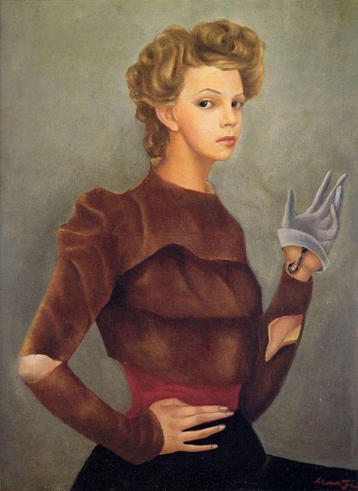 Fini Autoportrait au Scorpion 1938