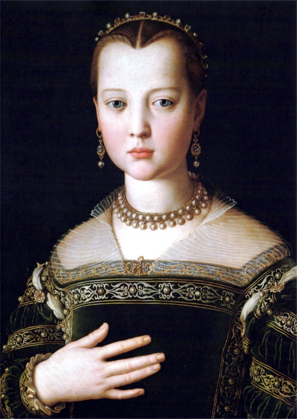 portrait-of-maria-de-medici-1553