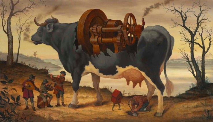 Τα κεραμίδια στάζουν-the squeaky wheel-Mike Davis