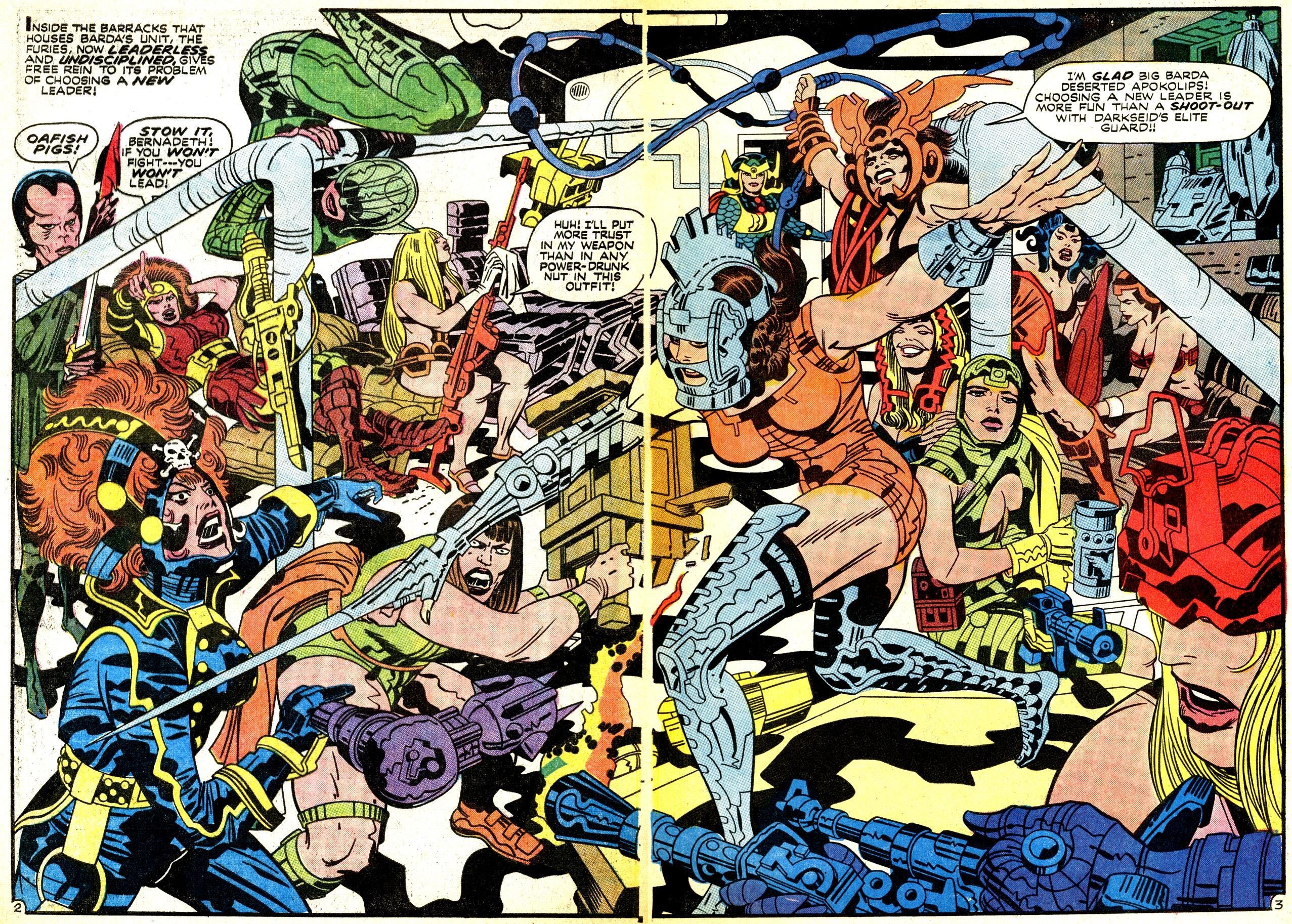 jack-kirby-mister-miracle-splash-panels-
