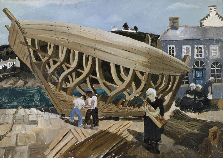 building-the-boat-tr-boul-1930