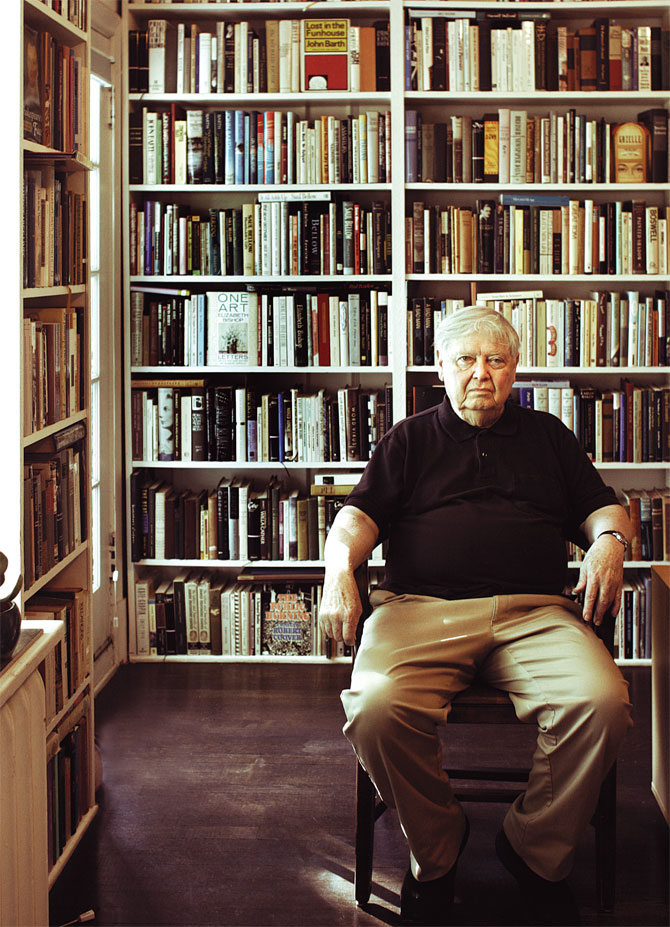 william-gass-s-library