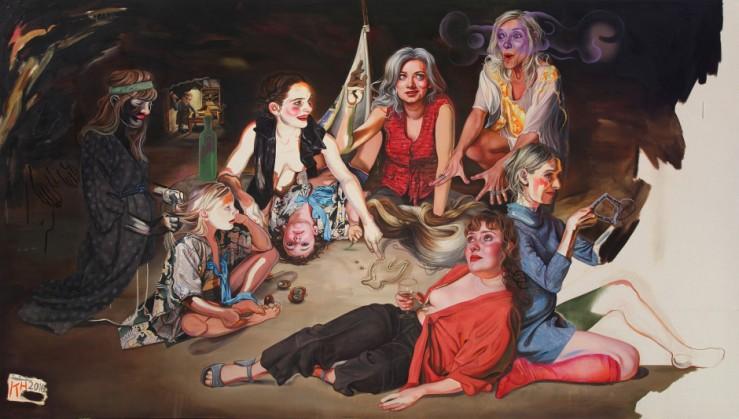 08-selbstversta-ndlich-die-u-bernahme-2016-installation-views-tim-van-laere-gallery