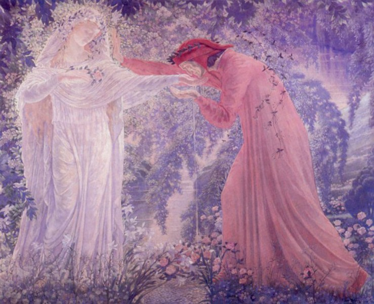 jean-delville-dante-drinks-the-waters-of-lethe