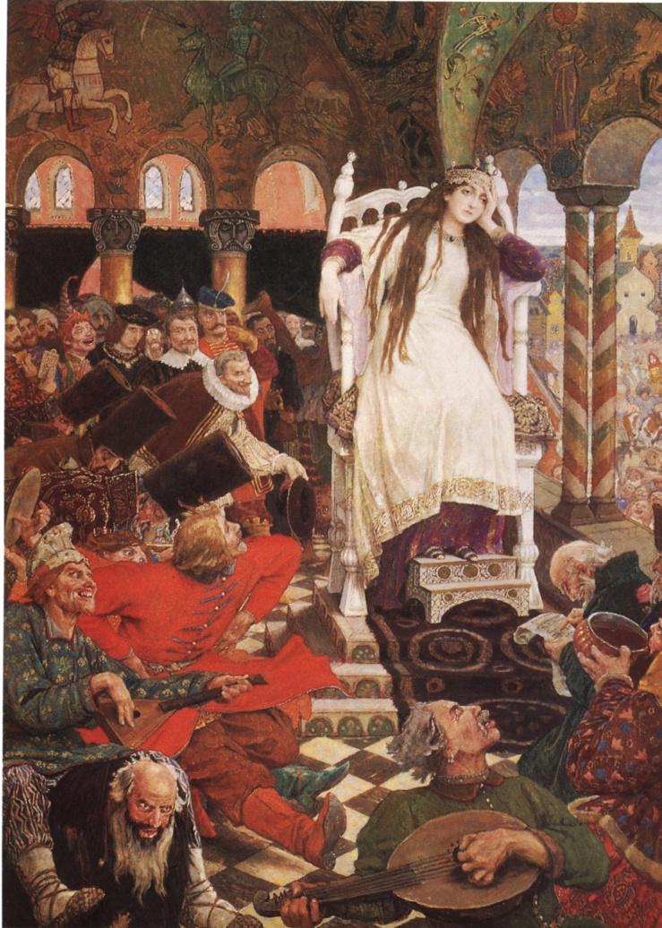 the-unsmiling-tsarevna-1926