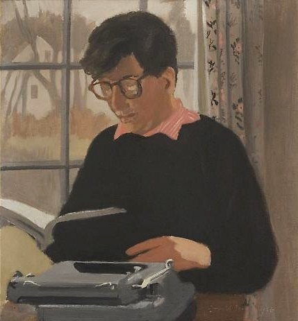 fairfield-porter-portrait-of-kenneth-koch-reading-1968