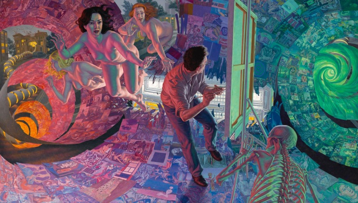 The Dream of Art History by F Scott Hess