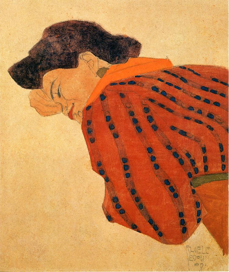 reclining-woman-with-red-blouse-1908