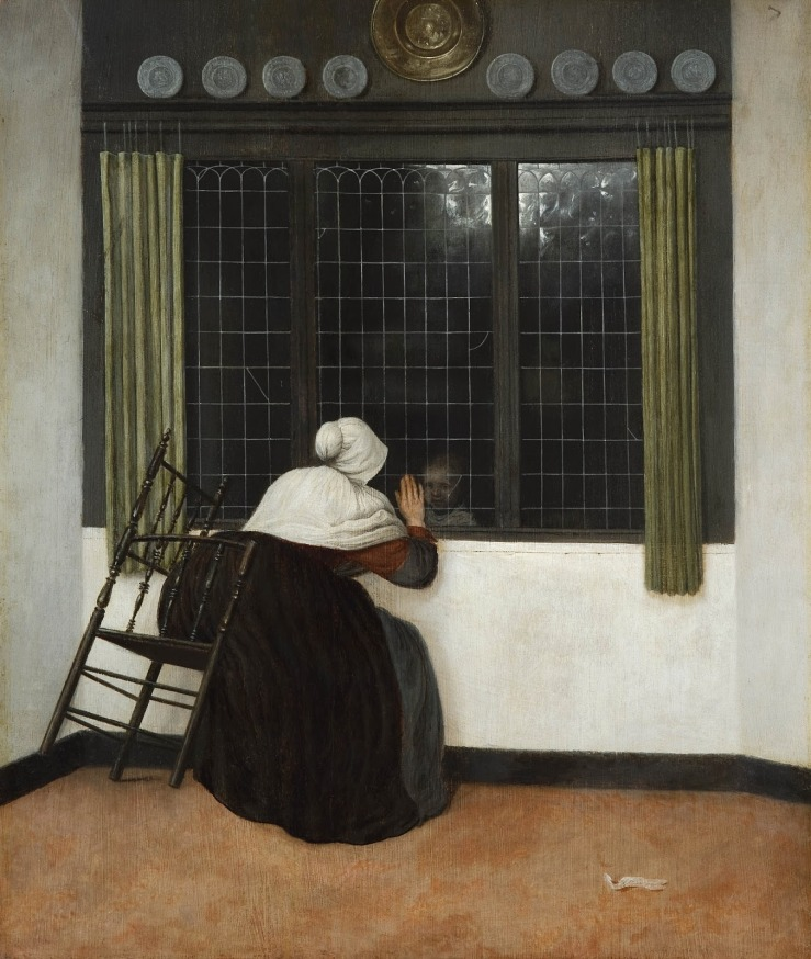 jacobus-vrel_woman-at-a-window-waving-at-a-girl_ca1655-fritslugtcollection-fondationcustodiaparis