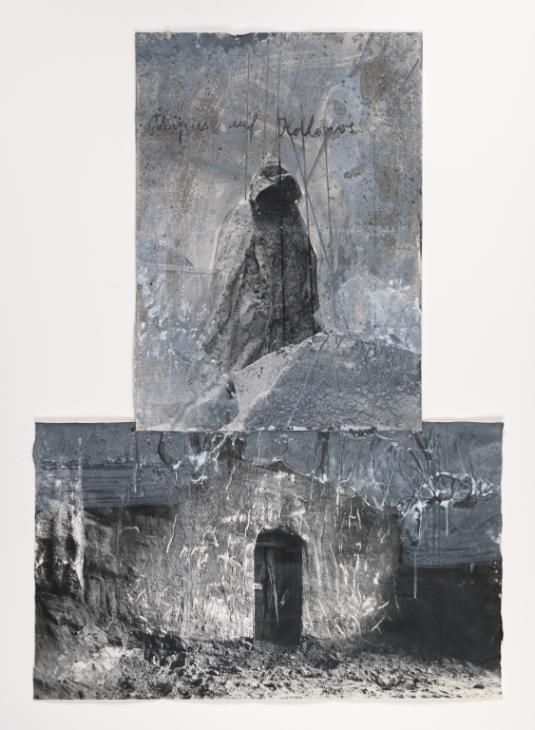 Oedipus at Colonus 2006 by Anselm Kiefer born 1945