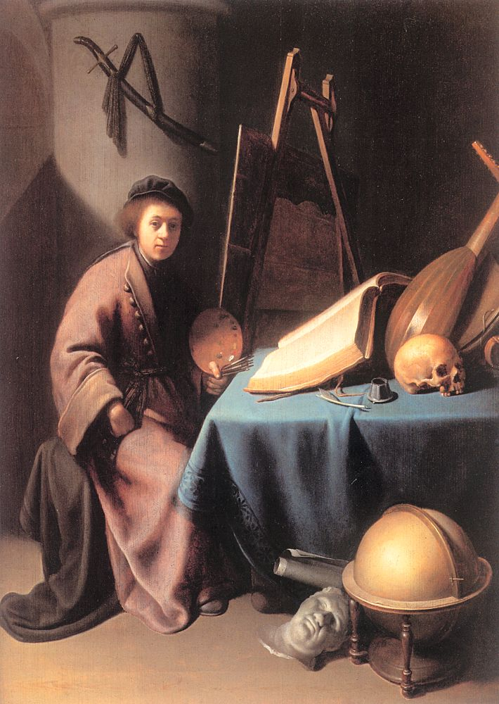 artist-in-his-studio-1632