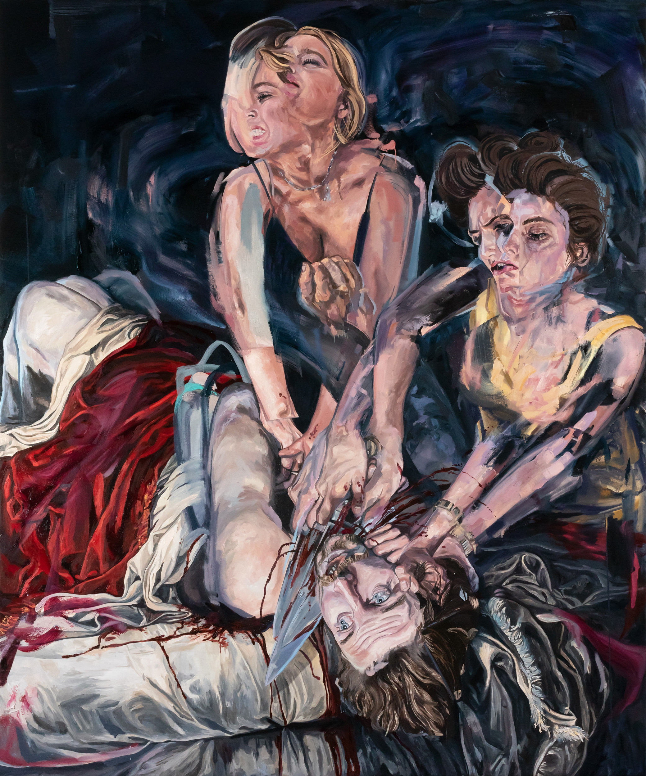 708046_judithslaying-holofernes-2018-oiloncanvas-72x60inches