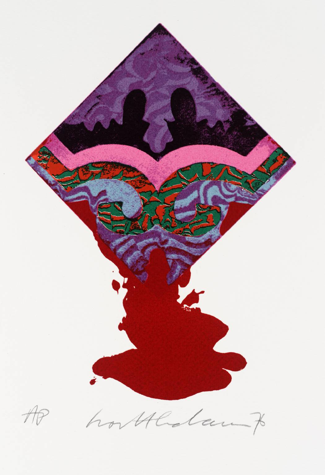 The Masque of the Red Death 1976 by Ivor Abrahams born 1935